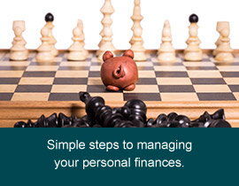 Simple tips to manage your personal finances