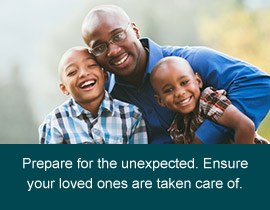 Prepare for the unexpected with life insurance from STAR